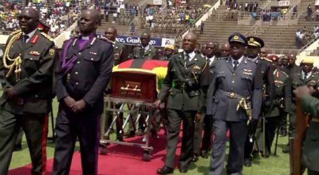 Ξένοι ηγέτες και υποστηρικτές στην κηδεία του Μουγκάμπε