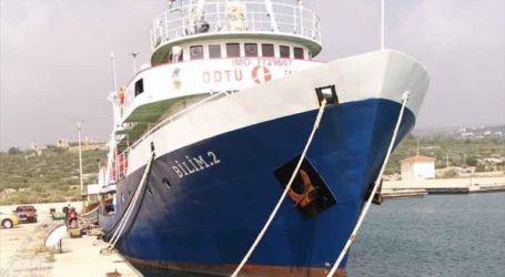 Εντός ελληνικής υφαλοκρυπίδας «σεισμολογικές» έρευνες από τουρκικό πλοίο