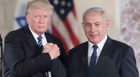 Ο πρόεδρος Τραμπ συζητά τη σύναψη διμερούς αμυντικής συνθήκης με το Ισραήλ