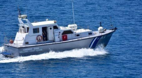 Προσάραξη φορτηγού πλοίου στον Θερμαϊκό
