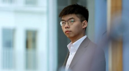 Ο 22χρονος φοιτητής που έγινε σύμβολο των φιλοδημοκρατικών διαδηλώσεων στο Χονγκ Κονγκ