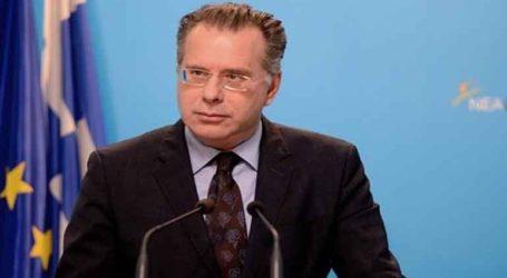 Την Κύπρο επισκέπτεται ο αναπληρωτής υπουργός Προστασίας του Πολίτη Γιώργος Κουμουτσάκος