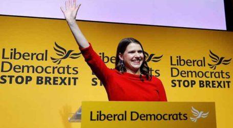Η αρχηγός των Φιλελεύθερων Δημοκρατών δεν πρόκειται να στηρίξει καμία συμφωνία για Brexit
