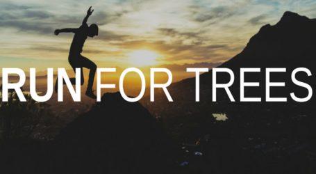Θα τρέξουν Μαραθώνιο με δένδρα δεμένα στην πλάτη τους για να προωθήσουν την δεντροφύτευση