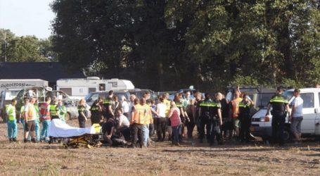 Αγωνιστικό αυτοκίνητο έπεσε πάνω στο πλήθος σε αγώνα autocross