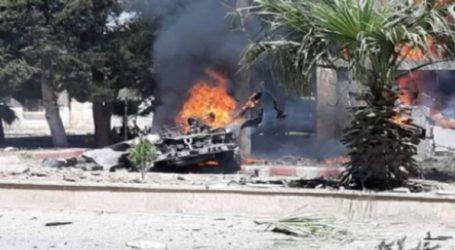 Τουλάχιστον 10 νεκροί από έκρηξη παγιδευμένου αυτοκινήτου