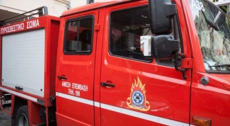 Πυρκαγιά σε θαλαμηγό στο Παλιούρι Χαλκιδικής