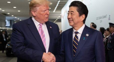 Ο Τραμπ ανακοίνωσε την επίτευξη εμπορικής συμφωνίας με την Ιαπωνία