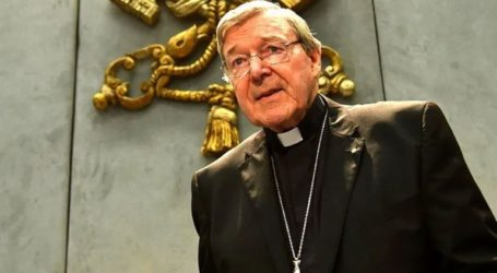 Ο πρώην ταμίας του Βατικανού καρδινάλιος Πελ κατέθεσε την ύστατη προσφυγή του κατά της καταδίκης του για παιδεραστία