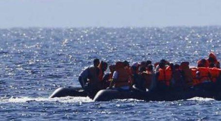 Τουλάχιστον δύο νεκροί μετά την ανατροπή βάρκας που μετέφερε μετανάστες