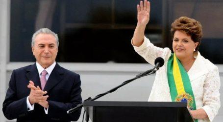 Η καθαίρεση της Ντίλμα Ρούσεφ ήταν «πραξικόπημα»