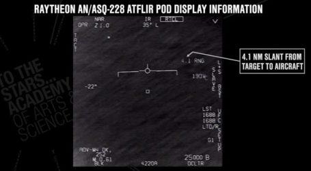 Διέρρευσαν βίντεο με αερομαχίες αμερικανικών μαχητικών με UFO