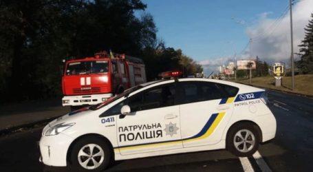 Λήξη συναγερμού στο Κίεβο – Συνελήφθη ο ένοπλος που απειλούσε να ανατινάξει γέφυρα