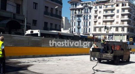 Από την επόμενη εβδομάδα κλείνει το κάτω τμήμα της οδού Βενιζέλου