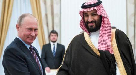 Τηλεφωνική επικοινωνία Πούτιν με τον Σαουδάραβα πρίγκιπα διάδοχο Μπιν Σαλμάν