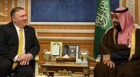 Οι ΗΠΑ στηρίζουν το δικαίωμα της Σαουδικής Αραβίας στην αυτοάμυνα