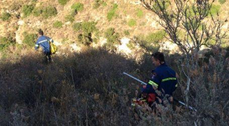 Συνεχίζονται οι έρευνες με drone για τον ηλικιωμένο που εξαφανίστηκε στην Κρήτη
