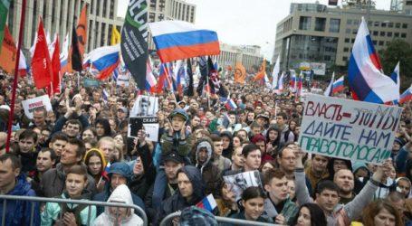 Οι Αρχές της Μόσχας έδωσαν άδεια για συγκέντρωση της αντιπολίτευσης στις 28 Σεπτεμβρίου