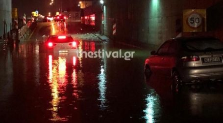 Εννέα επιχειρήσεις διάσωσης στη Θεσσαλονίκη