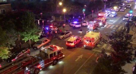 Η αστυνομία αναζητεί δύο ενόπλους για τους πυροβολισμούς στην Ουάσινγκτον