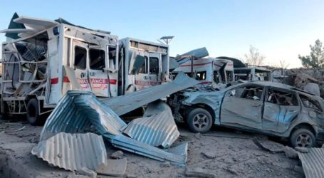 Στους 39 οι νεκροί από την επίθεση των Ταλιμπάν σε νοσοκομείο