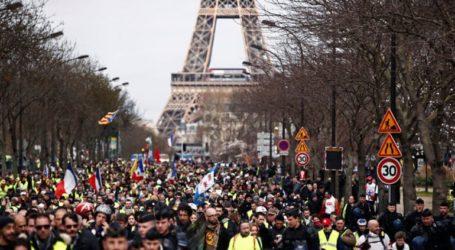 Σάββατο κινητοποιήσεων στο Παρίσι – 30 προσαγωγές