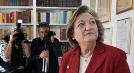 Βραβεύτηκε η σύζυγος του προέδρου της Δημοκρατίας, Σίσσυ Παυλοπούλου