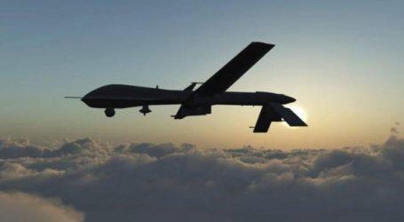 Η Συρία ανακοίνωσε ότι κατέρριψε ένα drone στο νότιο τμήμα της χώρας