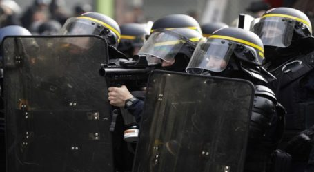 Γιγαντιαία αστυνομική κινητοποίηση στο Παρίσι