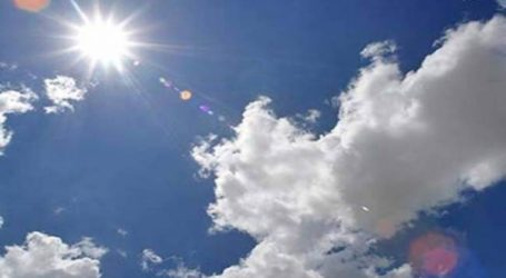 Καλός ο καιρός την Κυριακή σε όλη τη χώρα