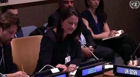 Ομιλία της Νίκης Κεραμέως στον ΟΗΕ