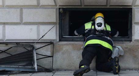 Μια απόπειρα εμπρησμού σε κτίριο υπουργείου ερευνά η αστυνομία