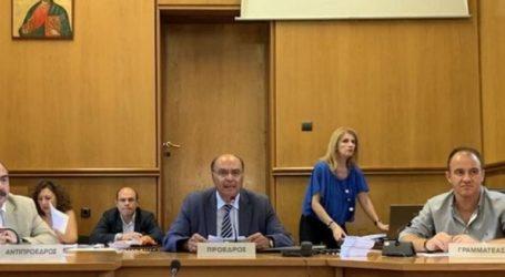 Συνεδριάζει σήμερα το Περιφερειακό Συμβούλιο Κεντρικής Μακεδονίας