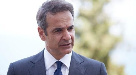 Ο Κ. Μητσοτάκης παρουσιάζει την ελληνική πρόταση προστασίας της πολιτιστικής κληρονομιάς από την κλιματική αλλαγή