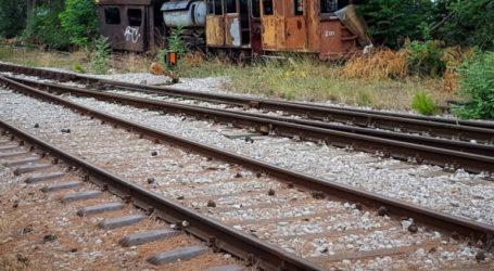 Συγκρούστηκε τρένο με Ι.Χ. στον Βόλο