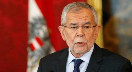Ο πρόεδρος Βαν ντερ Μπέλεν καλεί τους πολίτες να συμμετέχουν στις εκλογές της ερχόμενης Κυριακής