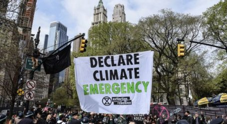 Ακτιβιστές για το κλίμα σχεδιάζουν να εμποδίσουν την κίνηση σε δρόμους της Νέας Υόρκης