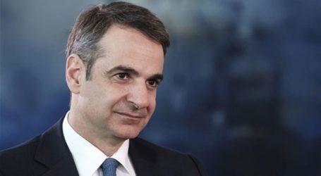 Συνάντηση Μητσοτάκη με τον πρωθυπουργό της Αλβανίας Έντι Ράμα