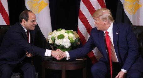 Στήριξη Τραμπ στον Αιγύπτιο πρόεδρο Σίσι