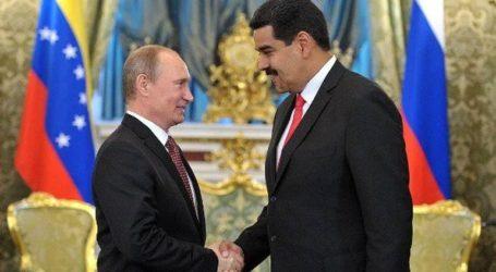 Ο Μαδούρο ανακοίνωσε ότι θα αναχωρήσει για τη Ρωσία