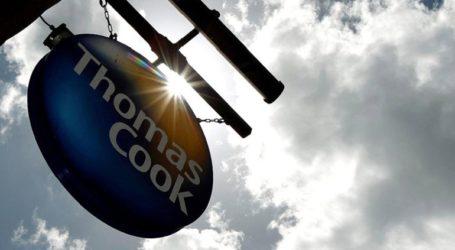 Η Thomas Cook οφείλει σε ξενοδοχεία 60 εκατ. ευρώ