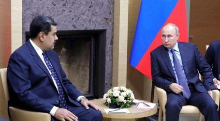 Συνάντηση Πούτιν – Μαδούρο στη Μόσχα
