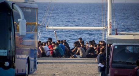 Ιστιοφόρο με 42 παράτυπους μετανάστες εντοπίστηκε ανοιχτά της Ζακύνθου