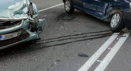 Σταμάτησε να δει τι συνέβη σε τροχαίο και προκάλεσε καραμπόλα 4 αυτοκινήτων!