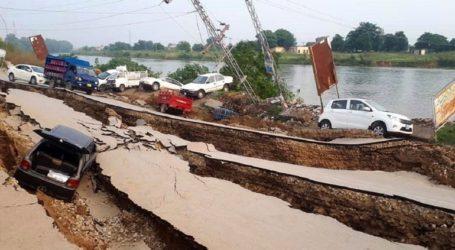 Σε 24 αυξήθηκε ο αριθμός των νεκρών και σε 450 των τραυματιών από τον σεισμό στο Πακιστάν
