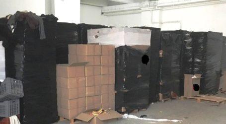 Εντοπίσθηκε αποθήκη με λαθραία καπνικά προϊόντα στην Κηφισιά
