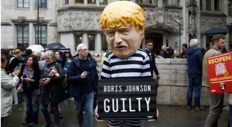 «Ο Μπόρις πρέπει να παραιτηθεί επειδή καταστρέφει την δημοκρατία»
