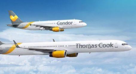 Σχέδιο διάσωσης της Condor – Εκκαθάριση και για τη γερμανική θυγατρική της Thomas Cook