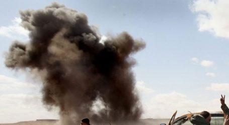 Οι ΗΠΑ εξαπέλυσαν αεροπορική επιδρομή στο νότιο τμήμα της Λιβύης