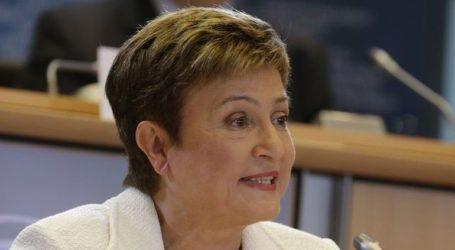 Η Κρισταλίνα Γκεοργκίεβα νέα επικεφαλής του ΔΝΤ